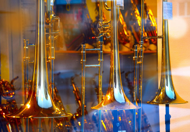 purchase a musical instrument