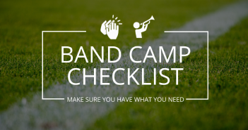 Band Camp Checklist Feature Image