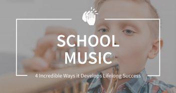 School Music Develops Lifelong Success in Children