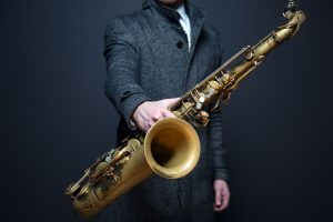 The tenor sax is a single reed instrument
