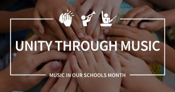 March: Music In Our Schools Month