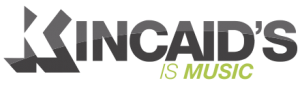 Kincaid's Is Music Logo