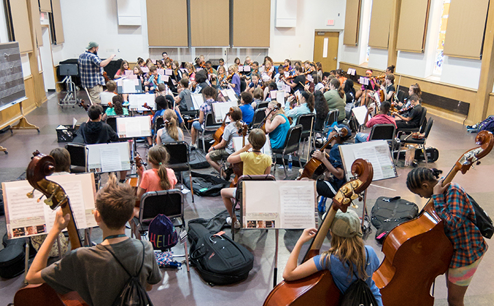 Baldwin Wallace Conservatory Summer Institute