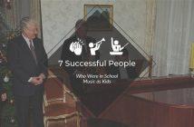 7 People Who Were in School Music as Kids